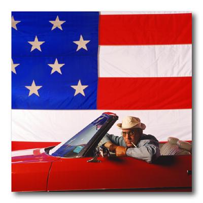 HST-Flag Cadillac